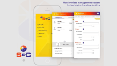 Enterprise Mobile App Solution for fuel station management