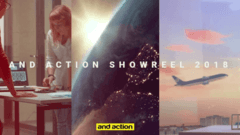 AND ACTION Showreel 2018