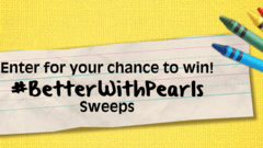 #BetterWithPearls