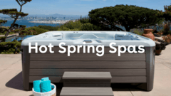 Hot Spring Spas Website