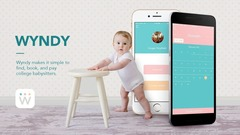 Wyndy - Find the perfect sitter for your baby!