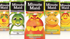 Minute Maid - Global Kid's Juices