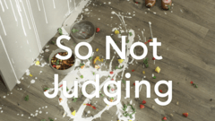 Pergo Brand Campaign – So Not Judging